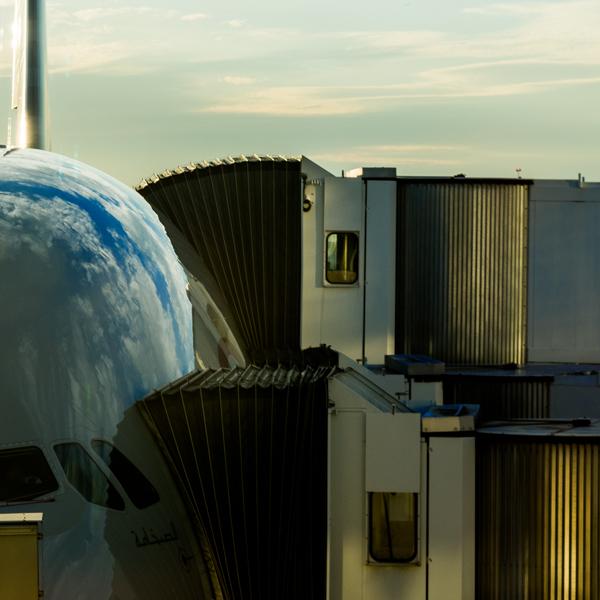 Heathrow Departures