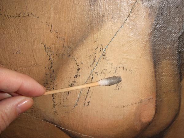 Removal of Graffiti.