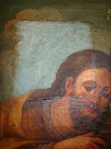 Dark Oxidized Varnish Removal