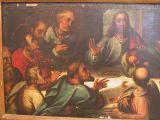 Last supper, 16th century