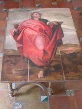 16th century panel.