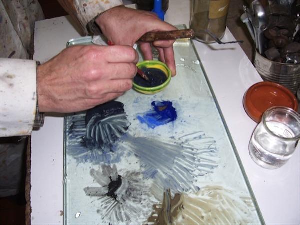 Pigment preparation