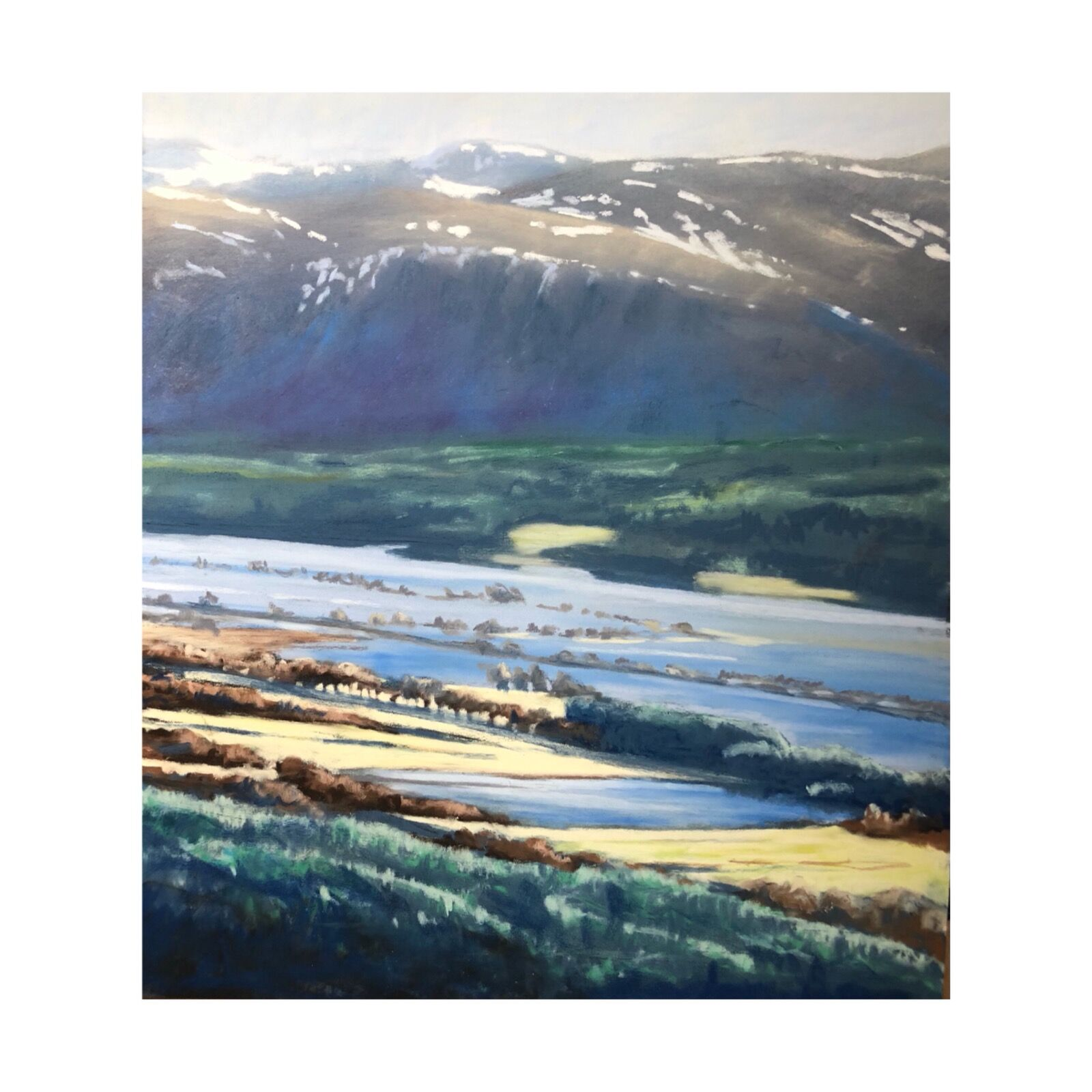 """Badenoch """"The Flooded Lands"""""""