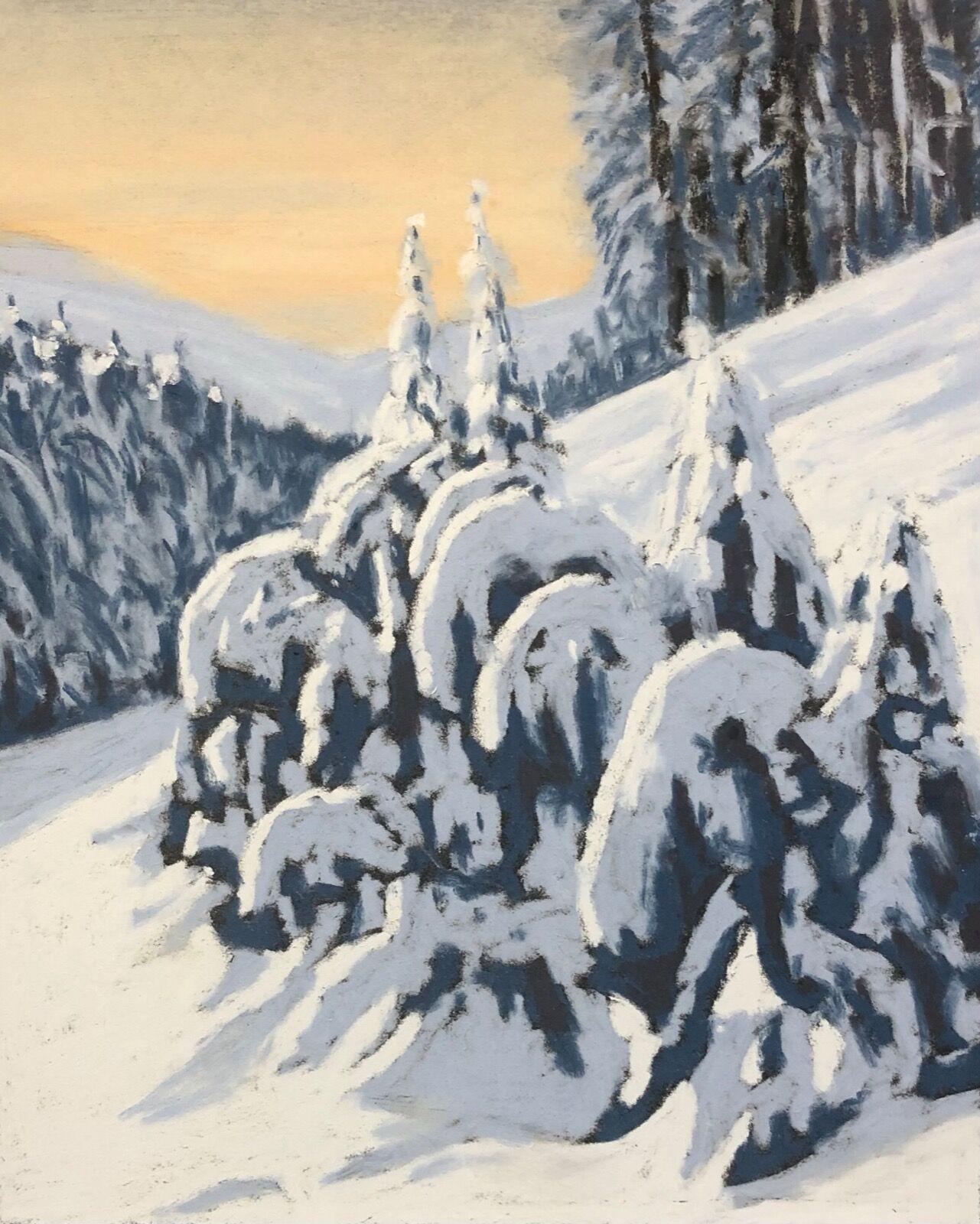 Snow Glenmore
