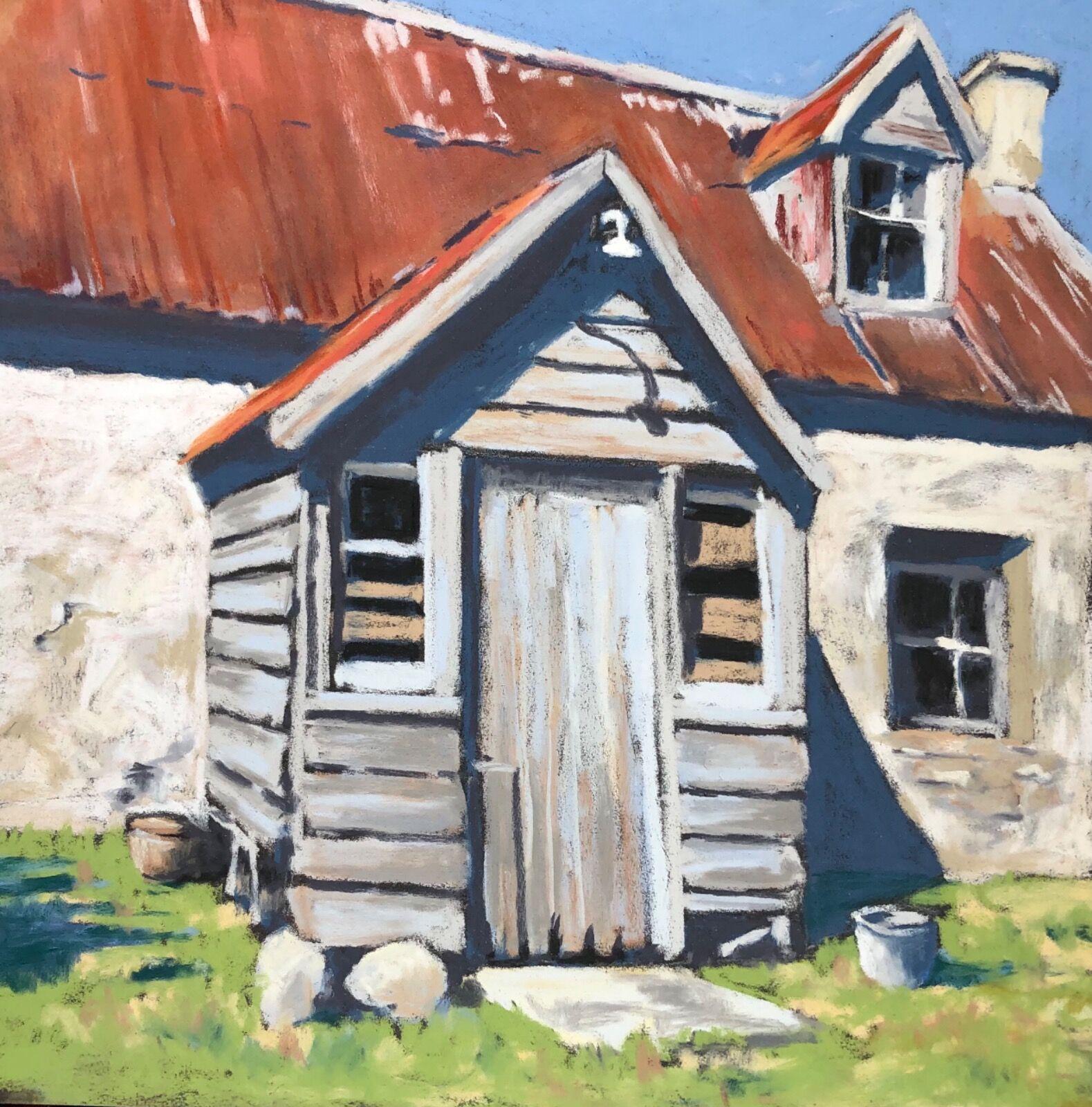 Old farm , Dunachton, Kincraig