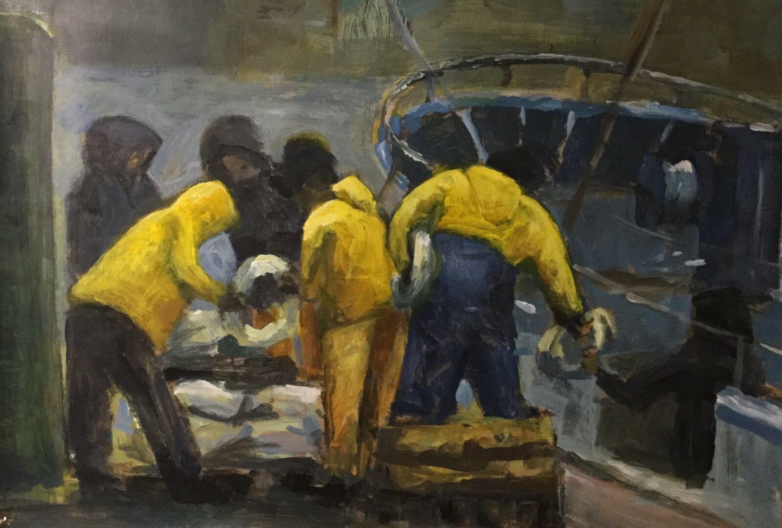 fishermen series