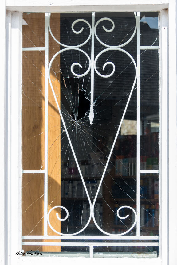 Broken Window!