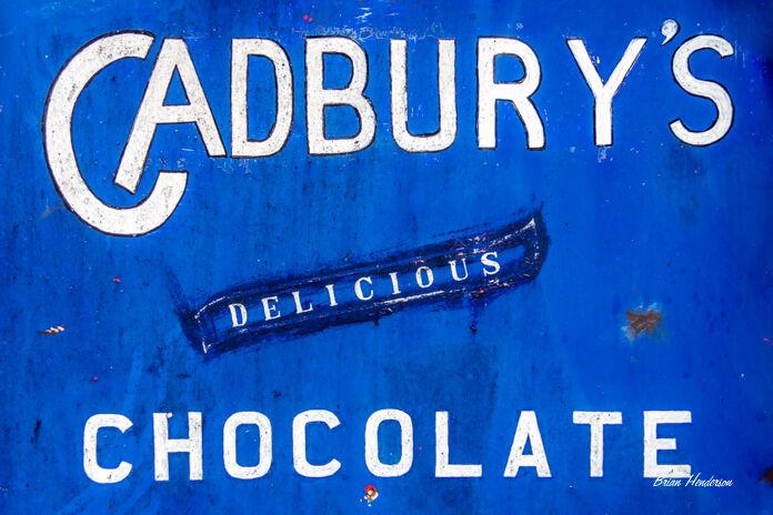 Cadbury's Sign
