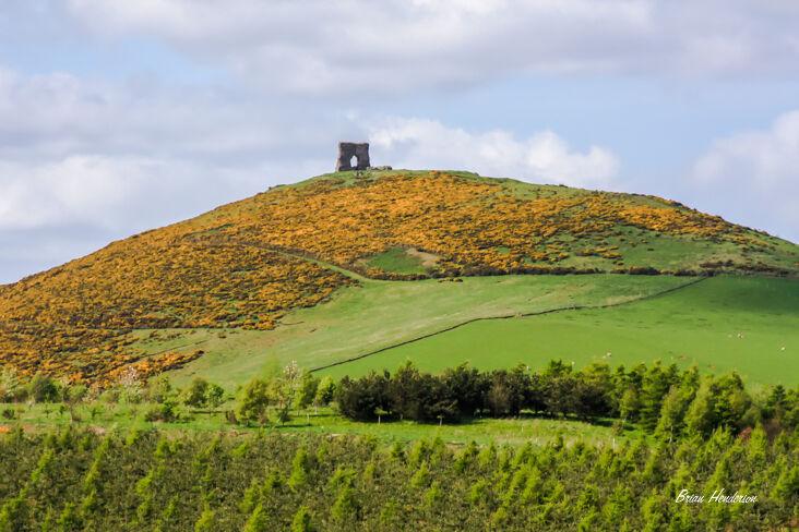 Dunnideer Hill