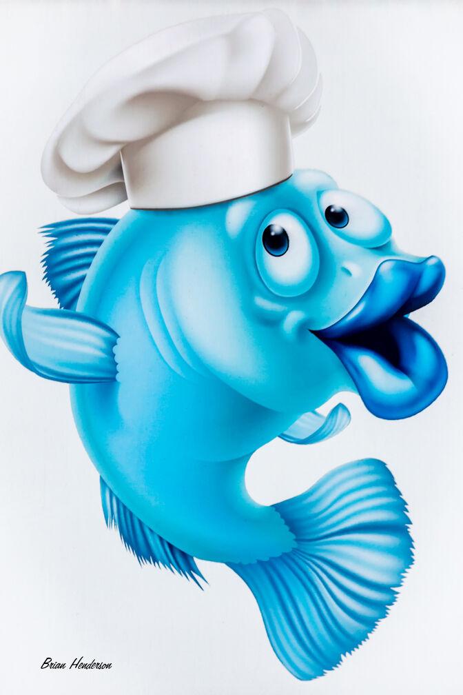 Funny Fish!