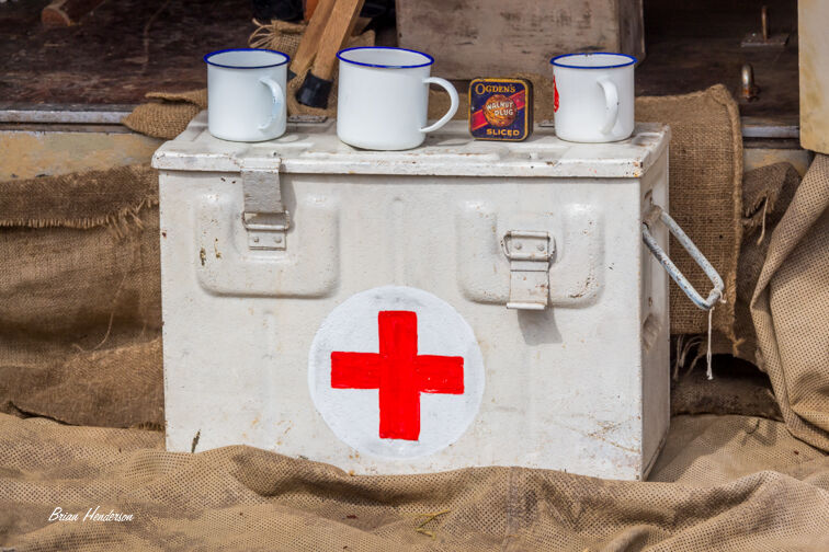 Army Medical Box