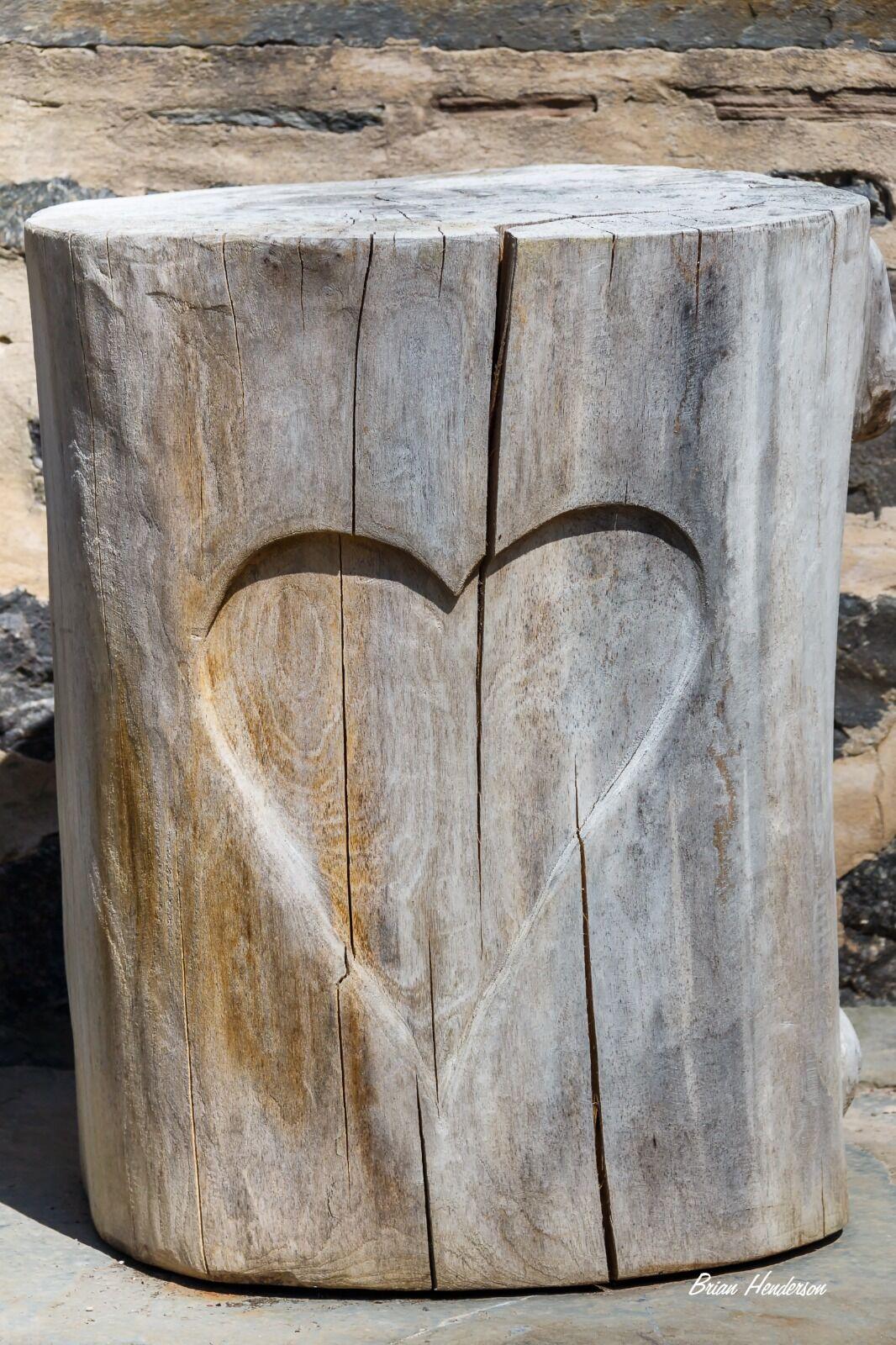 Wooden Heart!