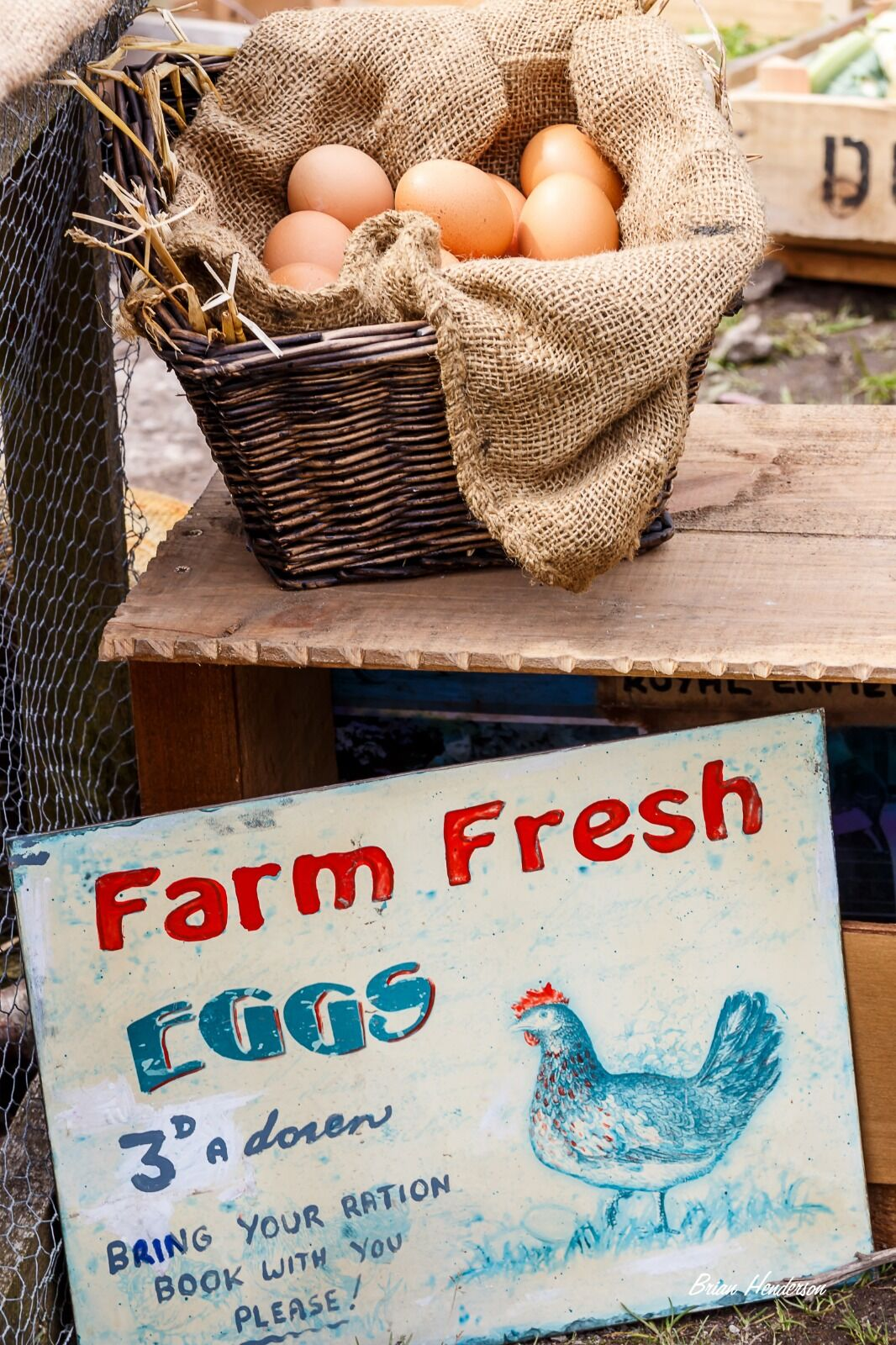 Eggs for sale!