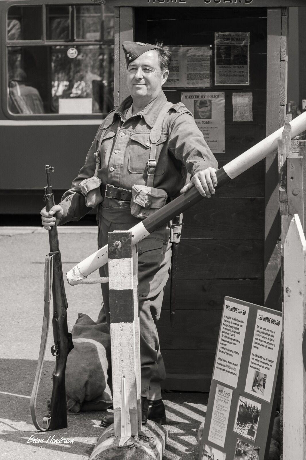 Guard Duty!