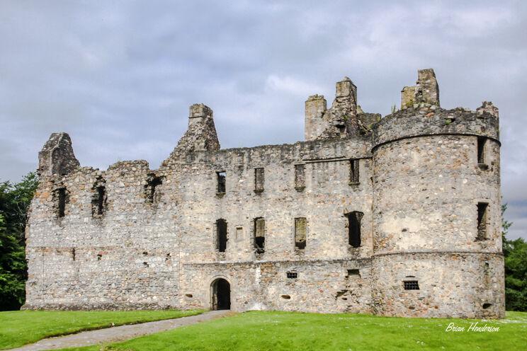 Balvanie Castle