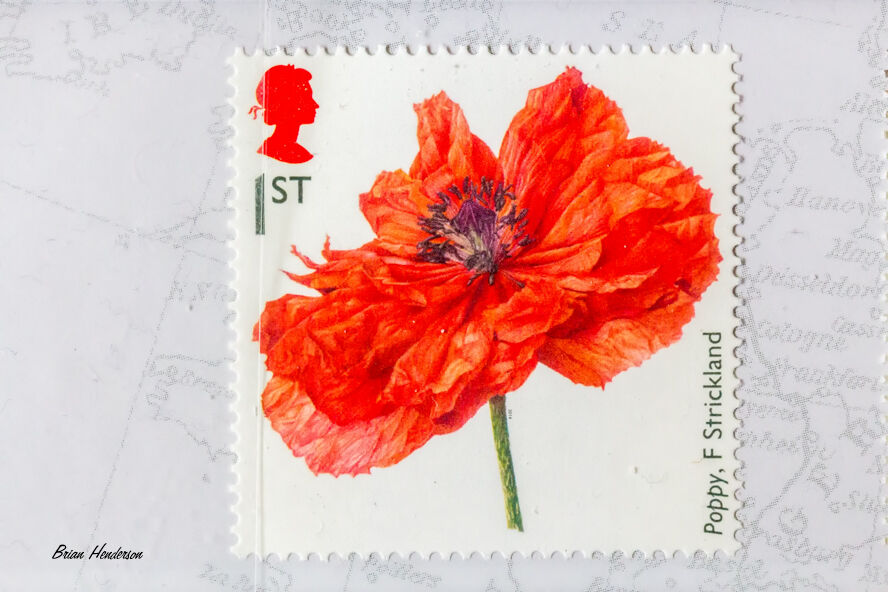Remembrance Day Stamp