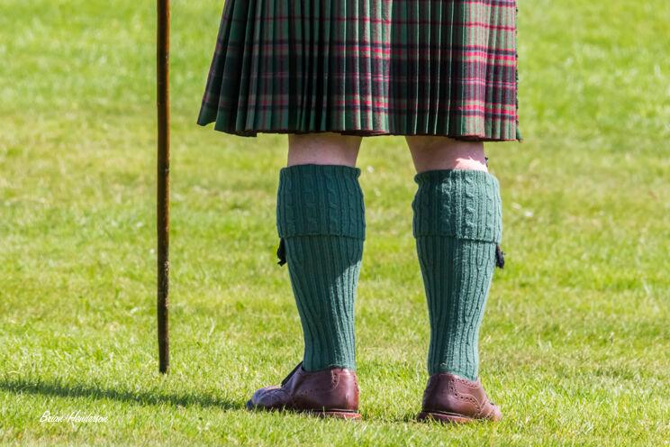 True Scotsman!