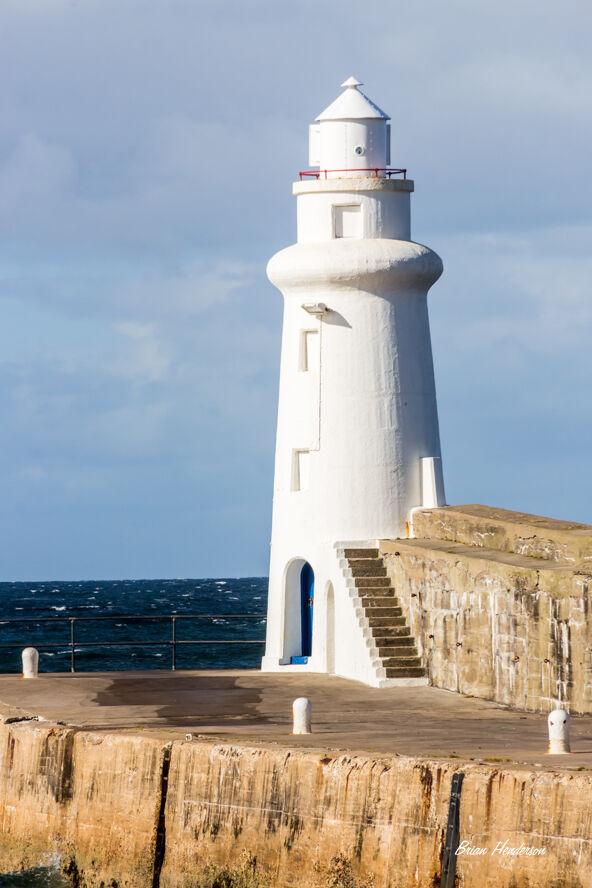 MacDuff Lighthouse