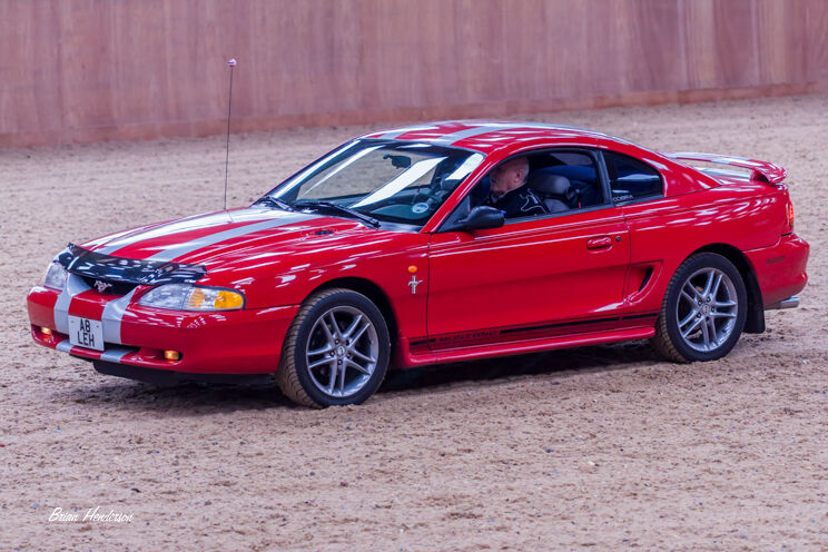 Mustang Sally!