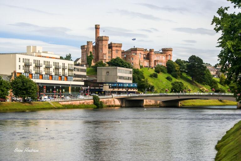 River Ness & Castle