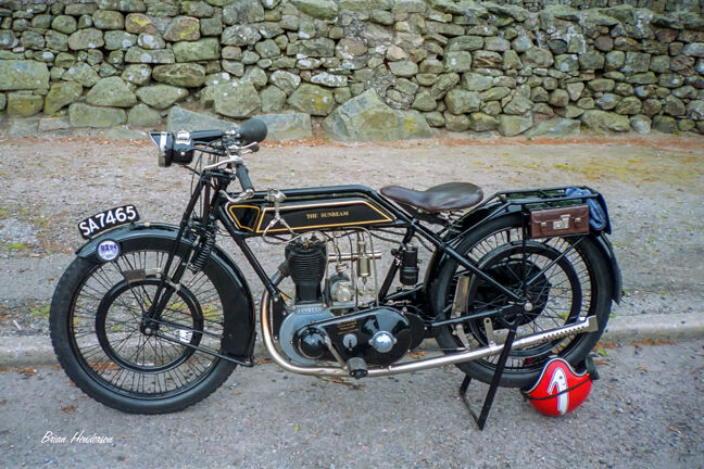 Sunbeam Motorcycle