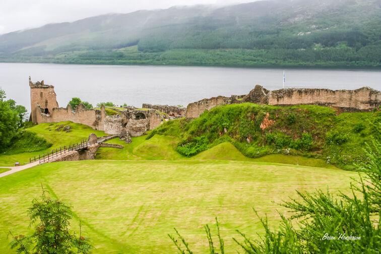 Urquhart Castle 2
