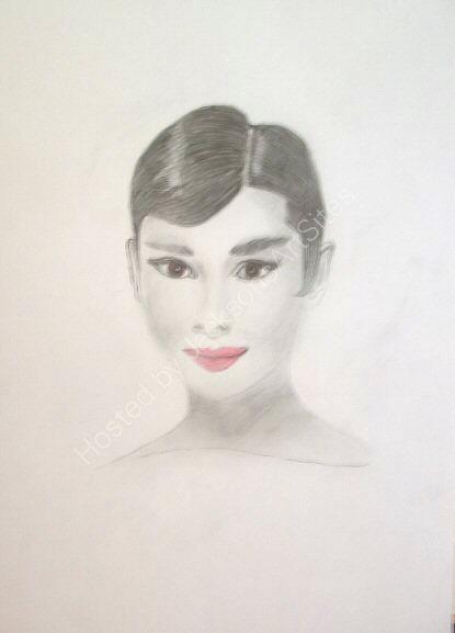 Audrey Hepburn NFS