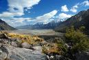 Mount Cook Valley