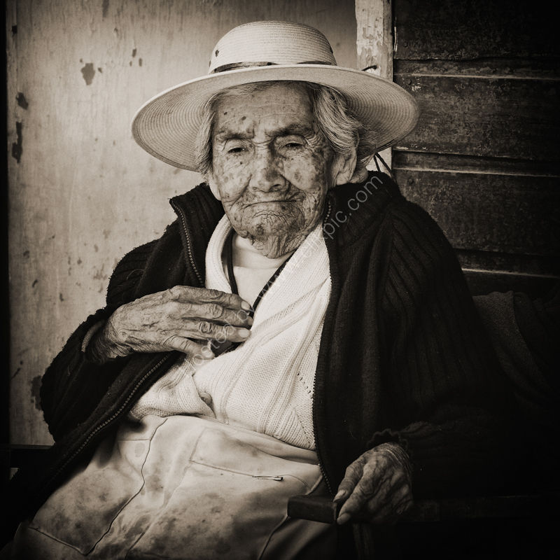 The old lady of Codpa