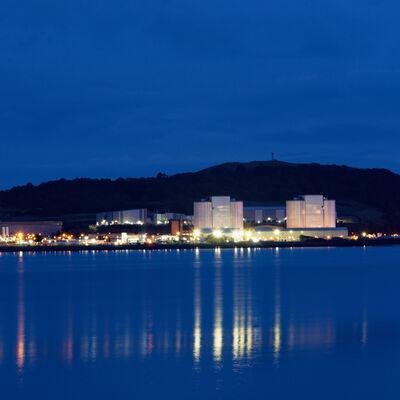 Hunterston Power Station, Ayrshire