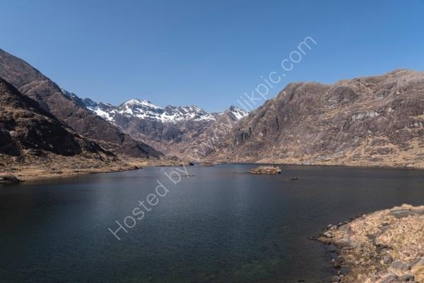 Loch Coruisk and the Cuillin Ridge