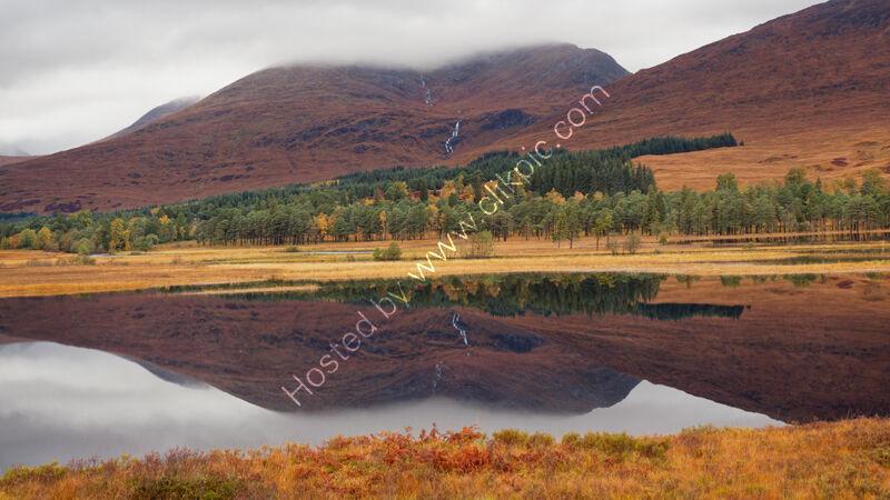 Autumn colours 3, Inveroran,