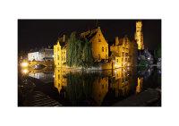 BRUG0001 Rozenhoedkaai, Bruges. ISO Broadley-photo.com