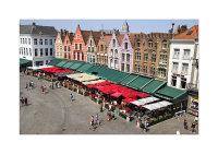 BRUG0003 Markt, Brugge. ISO Broadley-photo.com