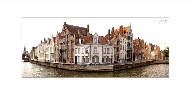 Corner of Spinolerei and Sint Annarei, Bruges