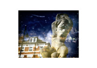 Aphrodite sculpture, Richmond Hill Terrace Gardens