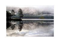 Loch an Eilein. Cairngorms, Scotland.