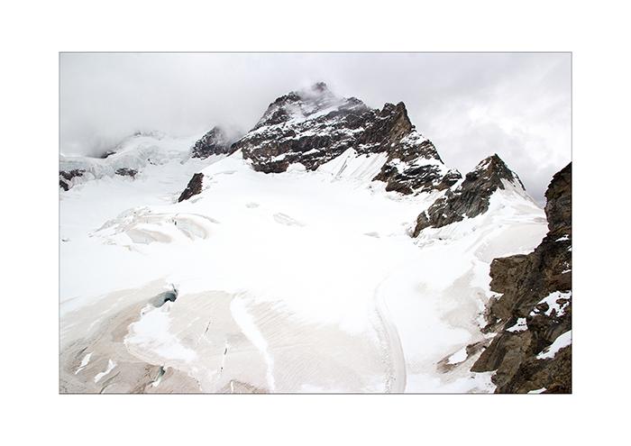 Dom Broadley Photography: Jungfraujoch Glacier from Sphinx