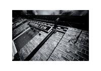 Teddington Lock Black & White