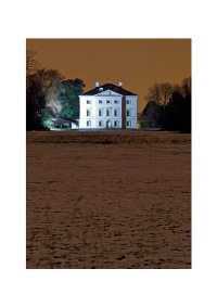 Marble Hill House Twickenham in the Snow