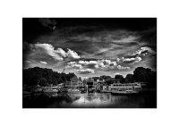 Eel Pie Island Boatyards, Twickenham