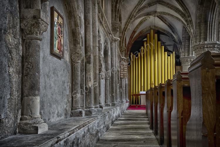 Church of St Mary de Haura