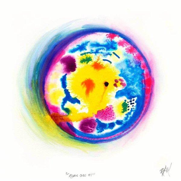 Psychic Orbs #1