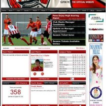 Published on the Clyde FC Official Website