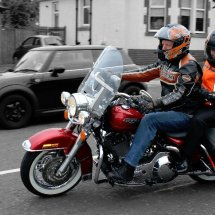 Harley Davidson Experience