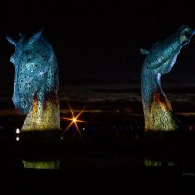 Cold Kelpies