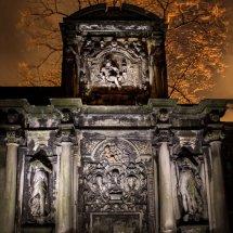 Greyfriars Graveyard Wall, Edinburgh