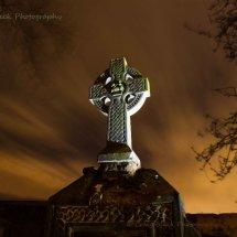 Greyfriars Kirk Cross, Edinburgh