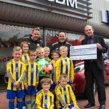 SDM Sponsor Grahamston Academy of Football