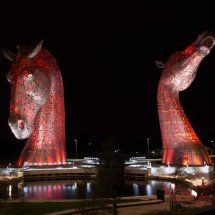 Red Kelpies 2